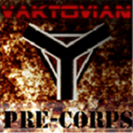 Vaktovian Pre-Corps Logo