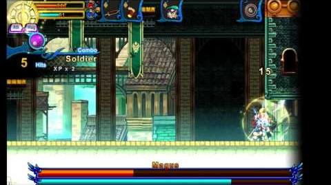 Valdis Story Abyssal City - Magus Boss Fight - Veteran S Rank