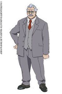 Mr. Albert (anime)