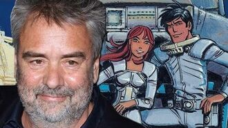 Luc Besson Taking On Sci-Fi Epic 'Valerian'-0