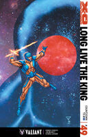 X-O Manowar Vol 3 49 Portela Variant