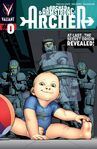 Archer and Armstrong Archer Vol 1 0