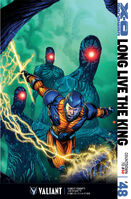 X-O Manowar Vol 3 48 Pham Variant