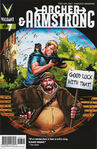 Archer and Armstrong Vol 2 7
