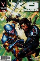 X-O Manowar Vol 3 16