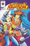 Archer and Armstrong Vol 1 8