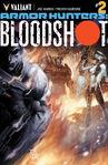 Armor Hunters Bloodshot Vol 1 2