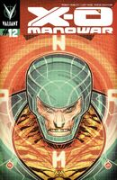 X-O Manowar Vol 3 12 Doe Variant