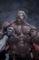 Bloodshot and HARD Corps Vol 1 18 Textless
