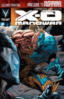 X-O Manowar Vol 3 23 Bernard Variant