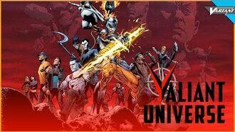 The Valiant Comic Universe!