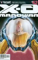 X-O Manowar Vol 3 42 Barrionuevo Variant