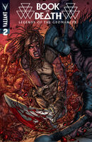 Book of Death Legends of the Geomancer Vol 1 2