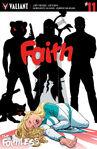 FAITH 011 COVER-A KANO