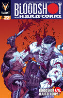Bloodshot and HARD Corps Vol 1 22
