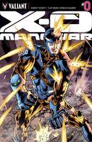 X-O Manowar Vol 3 0 Hitch Variant