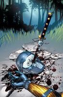 X-O Manowar Vol 3 5 Textless