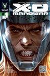 X-O Manowar Vol 3 1 Kevic-Djurdjevic Variant