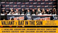 Ninjak VS The Valiant Universe Panel at NYCC 2016