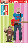 A and A The Adventures of Archer and Armstrong Vol 1 11
