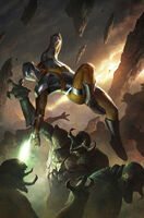 X-O Manowar Vol 3 2 Textless