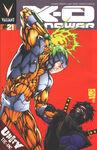 X-O Manowar Vol 3 21