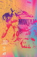 Ninjak Vol 3 1 Hairsine Muller Variant