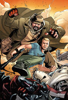 Archer and Armstrong Vol 2 5 Lupacchino Archer and Armstrong Variant Textless