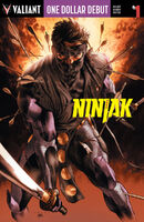ODD NINJAK 001 COVER LAROSA