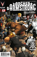 Archer and Armstrong Vol 2 17