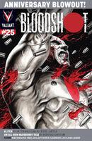 Bloodshot Vol 3 25 Barrionuevo Variant