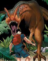 Dinosaurs Savage-v1-1 001