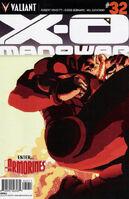 X-O Manowar Vol 3 32