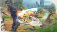 Valkyria Azure Revolution SS4