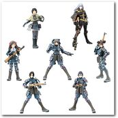 Trading Figure Collection