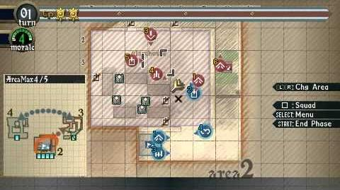 Valkyria Chronicles 2 - May - Retrieving the Goods (Normal) Key Mission