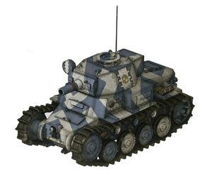 Type36 light tank b