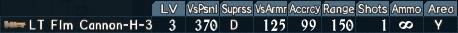 Flamethrower spec 2-3