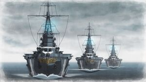 Gallian navy