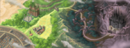 AreaMap To Castle Diabolis