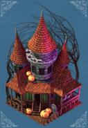 Halloween Hall