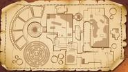 AreaMap World Of the Gods' Academy