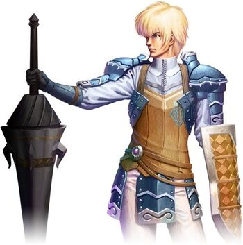Valkyrie profile Earnest
