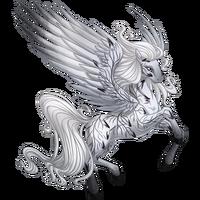 Delicate Leaf Pegasus