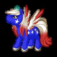 Old Glory Pegasus Baby