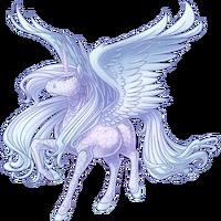 Ice Spirit Alicorn