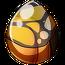 Monarch Spring Fairy Egg