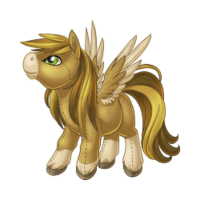 Pegastuff Pegasus Baby
