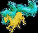 Punt a Beach Unicorn