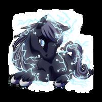 Thunderclap Unicorn Baby
